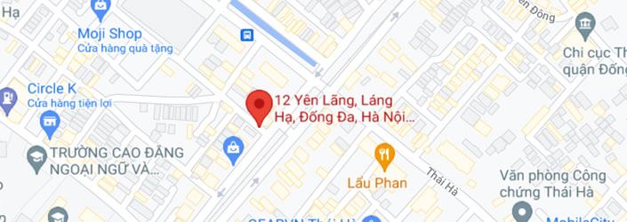 USCOM trên Google Maps